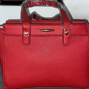 New: Small Red Purse
